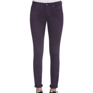 Vigoss Purple Skinny Jeans